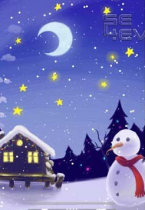 Best Christmas Live Wallpaper - Живые обои для Android