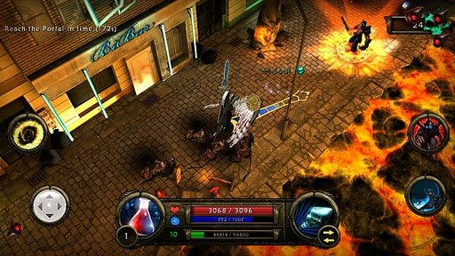 SoulCraft THD - RPG для Android