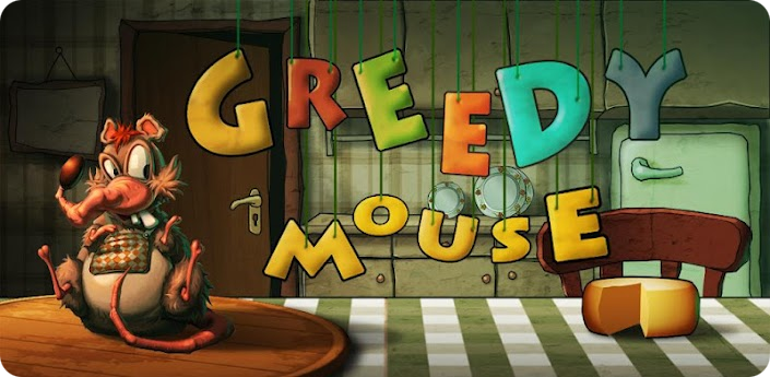 Greedy Mouse - кормим мышь