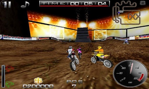 Ultimate MotoCross - мото-экстрим