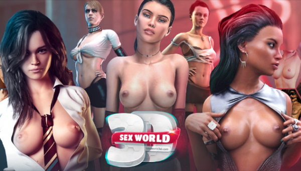 Sex World 3D