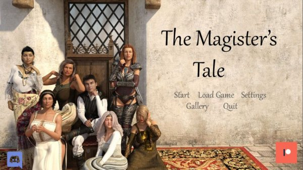 The Magisters Tale