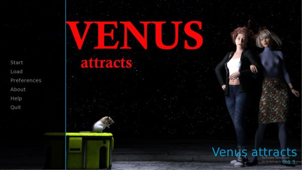 Venus Attracts