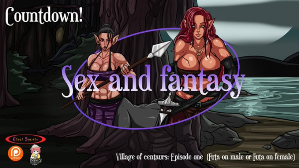 Sex and fantasy - Village of centaurs