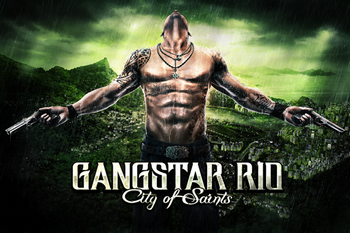 Анонс Gangstar Rio: City of Saints для андроид