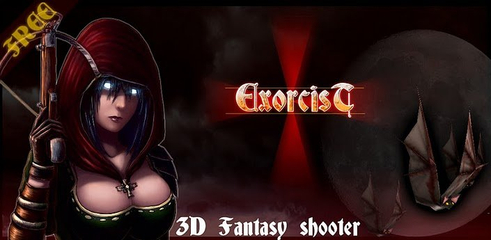 Exorcist-Fantasy 3D Shooter - изучаем экзорцизм на Android