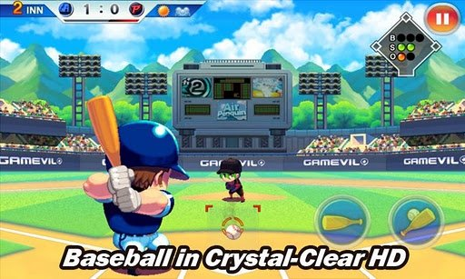 Baseball Superstars® 2012 - классный бейсбол