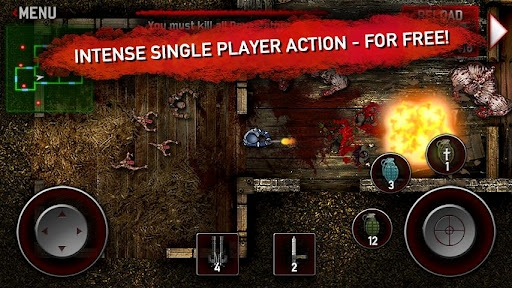 SAS: Zombie Assault 3 - динамичный экшн