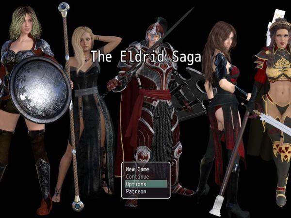 The Eldrid Saga