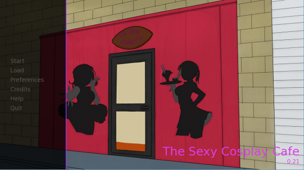 The Sexy Cosplay Cafe
