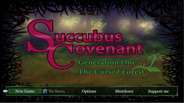 Succubus Covenant Generation One: The Cursed Forest