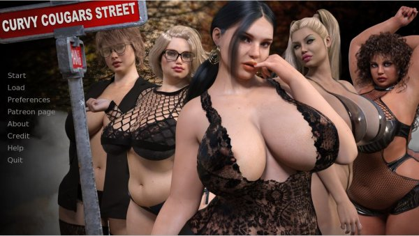 Curvy Cougars Street